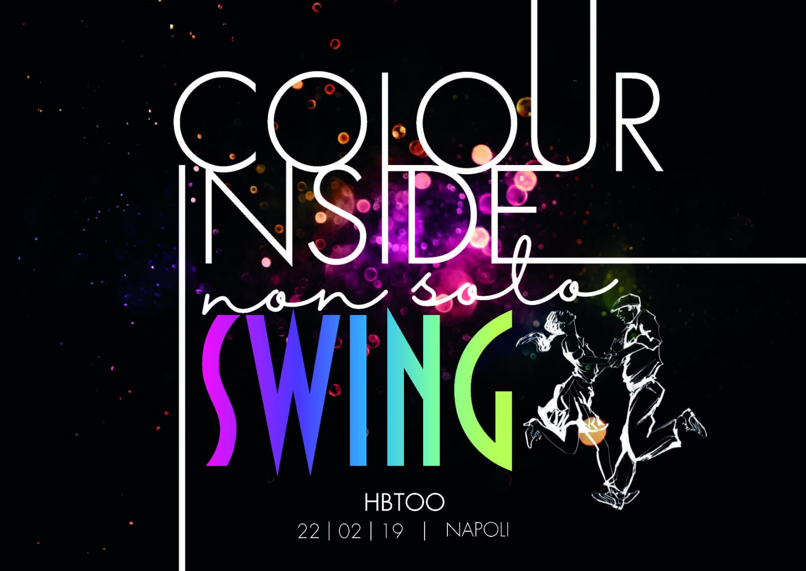 """Ritorna """"Colour Inside"""" in versione swing"""