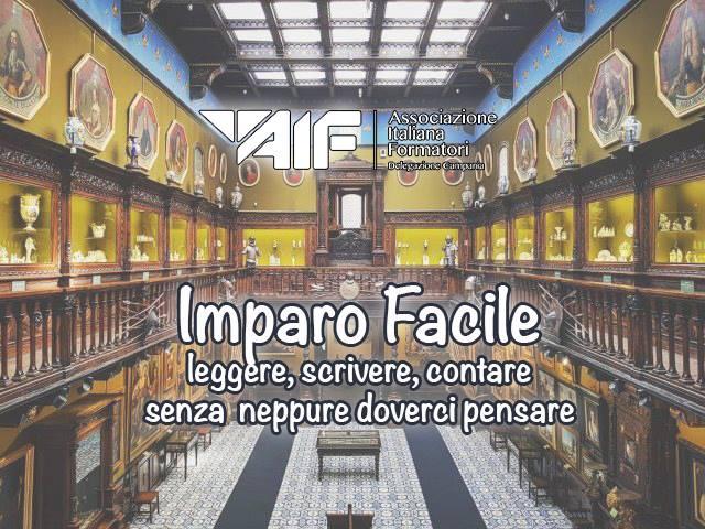 Imparo Facile: per la prima volta in Italia verrà presentato un metodo per l'apprendimento veloce al Museo Filangieri di Napoli