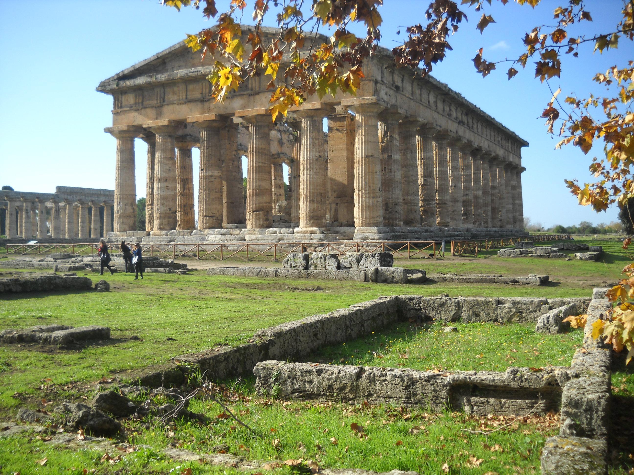Paestum: si scava la casa dei Sacerdoti. Ogni giorno è possibile visitare il cantiere