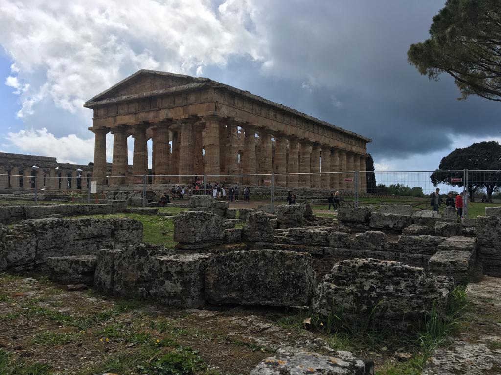 La Casa dei sacerdoti di Paestum. Conclusa la campagna di scavi