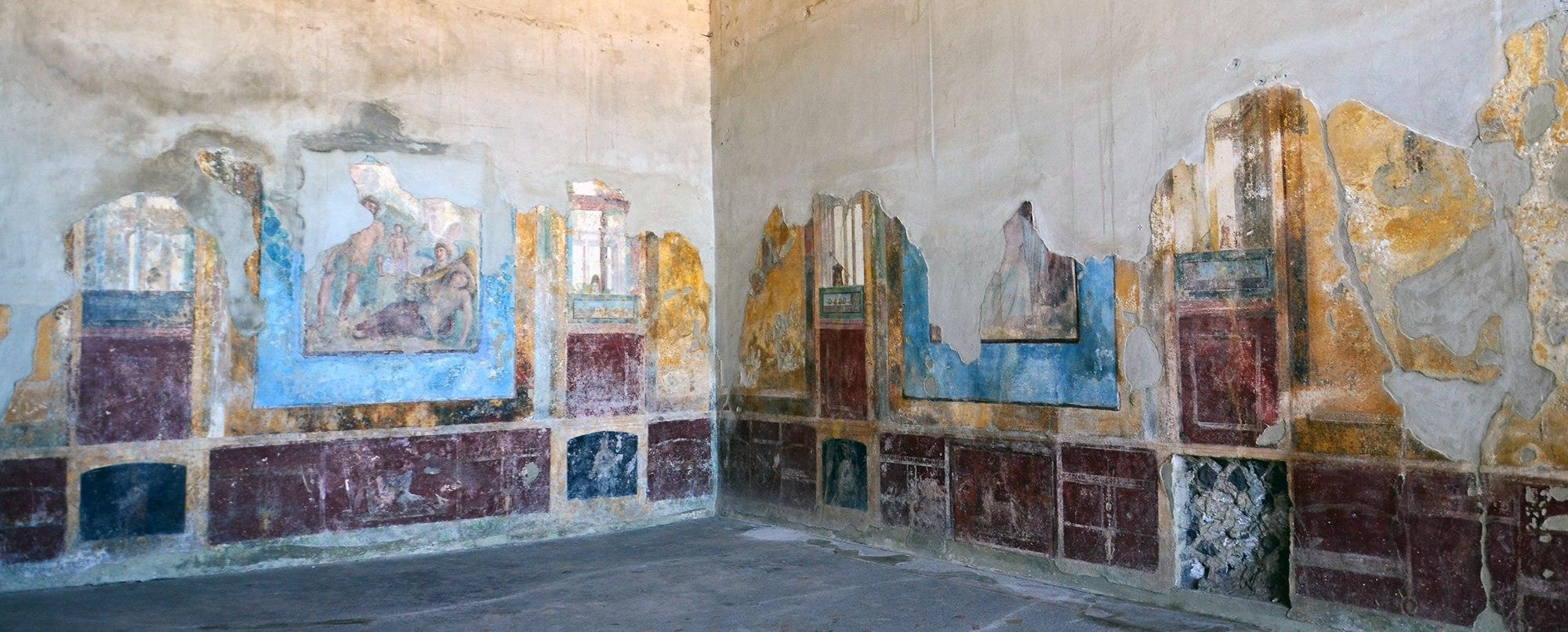 Stabiae: villa arianna riapre il 15 febbraio