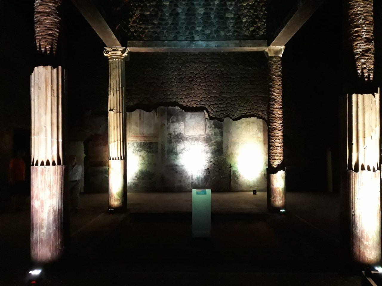 La Notte dei Musei nei siti archeologici campani. Aperti Pompei, Ercolano, Stabia, Pontecagnano, Paestum, il MANN