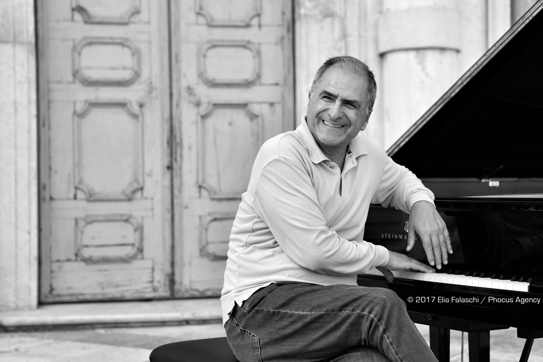 Ernico Pierannunzi al Pozzuoli Faber Jazz Festival