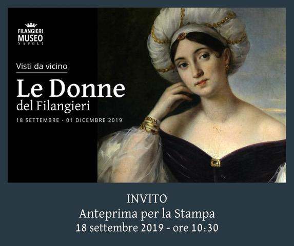 Visti da Vicino: al museo Filangieri sono protagoniste le donne
