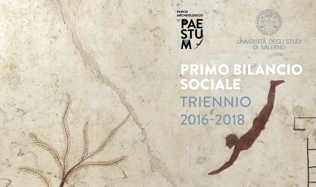 Paestum: presentata la prima edizione del Bilancio Sociale del Parco