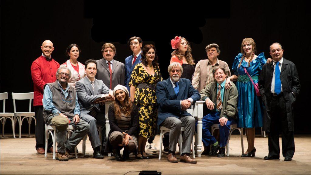 """Gigi Savoia a Teatro Totò con """"Lo Scarfalietto"""""""