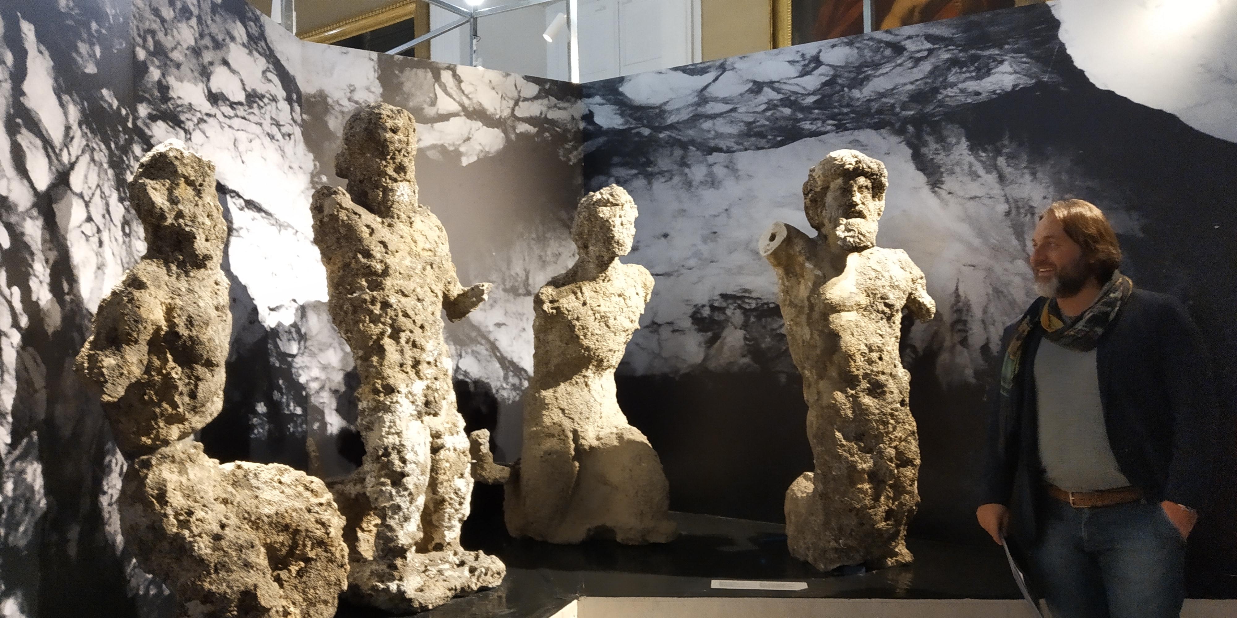 Napoli, due mostre tra mare e vulcani: Thalassa al MANN e Vulcanica al museo del tesoro di San Gennaro