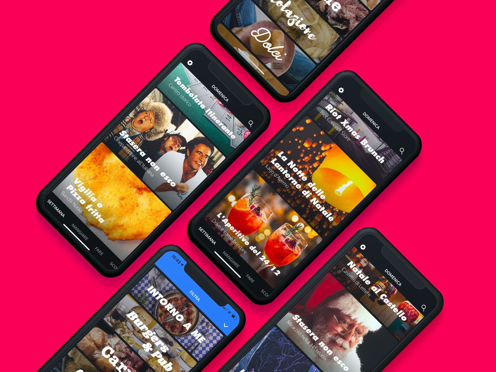 """""""The Sooper"""", l'app napoletana per orientarsi nelle feste: ricette, eventi, musei e rubriche irriverenti"""