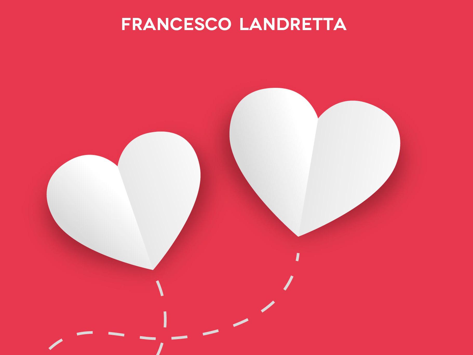 """Dal coma all'esordio letterario, ecco """"Donne e Amore"""" di Landretta"""