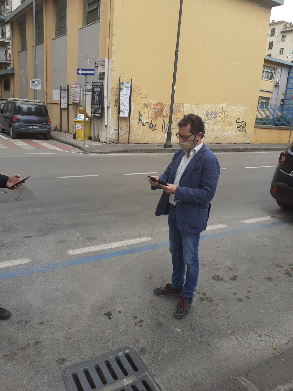 Nocera Inferiore – Borrelli, il politico a difesa di ogni cittadino