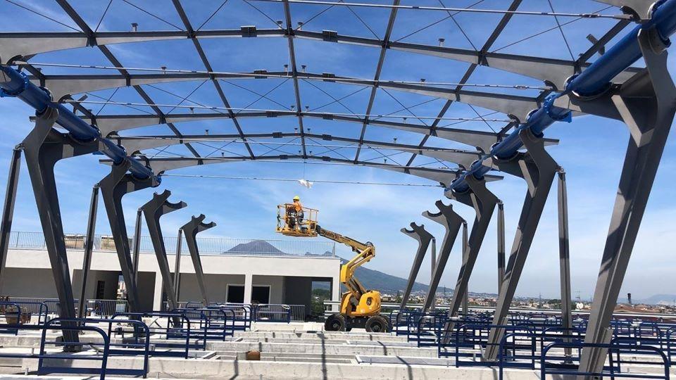 Angri – Cascone sottolinea l'importanza dei lavori per collegare autostrada e statale