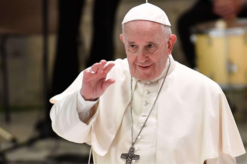 Le commoventi parole del Papa per Zanardi