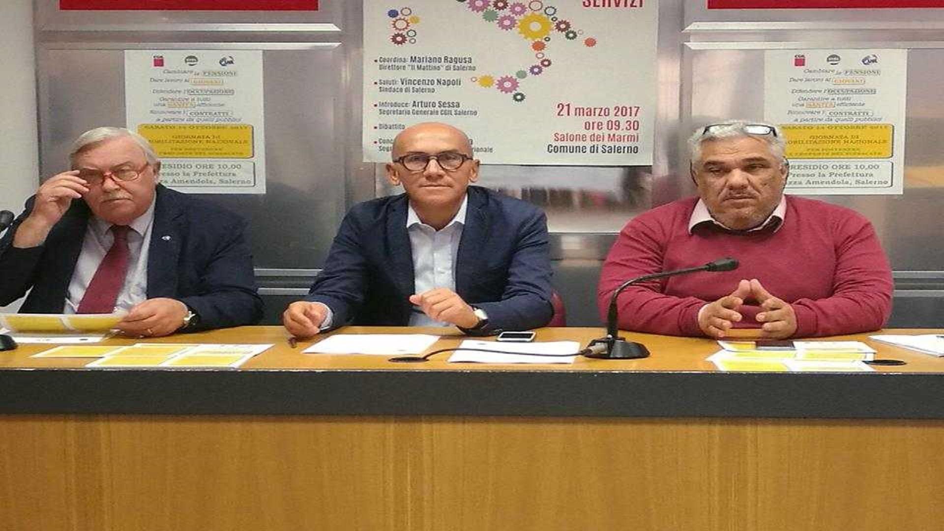 Salerno – summit per la riattivazione del trasporto pubblico provinciale