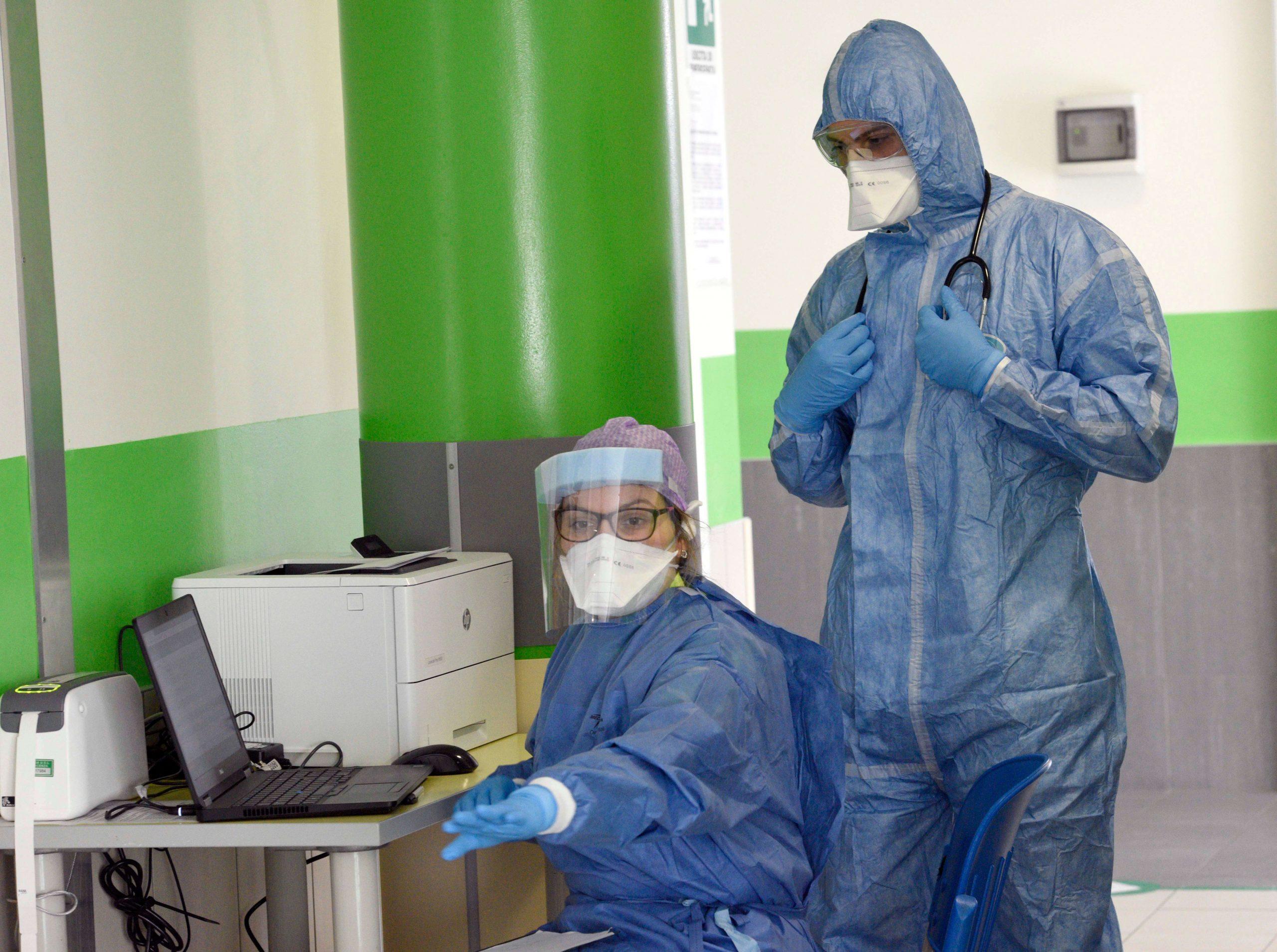 Coronavirus Campania: impennata di nuovi contagiati