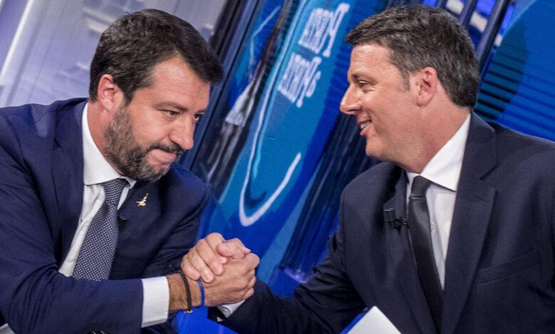 Si Salvini chi può, l'ex ministro evita il processo, i renziani non partecipano al voto