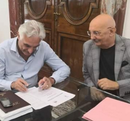 Al Comune di Sarno arriva un nuovo super Dirigente, si tratta del sessantasettenne Nicola Vitolo