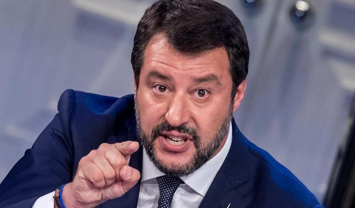 Rieccolo, Salvini torna in Campania