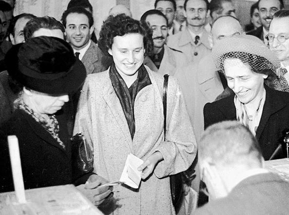 2 giugno – le donne e il voto, storia di una conquista – di Maria Lombardi