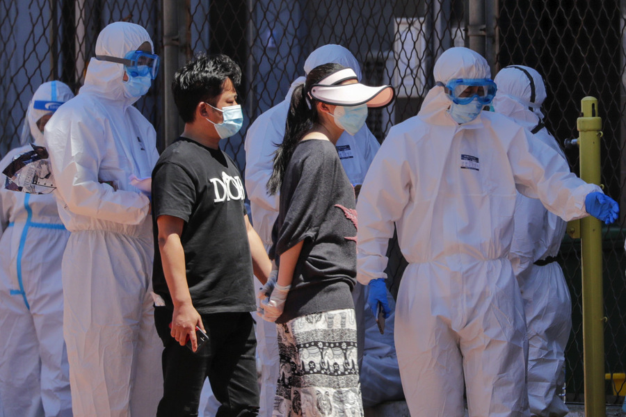 Coronavirus – Nuovo preoccupante focolaio a Pechino. Per le autorità cinesi è probabile arrivi dall'Europa