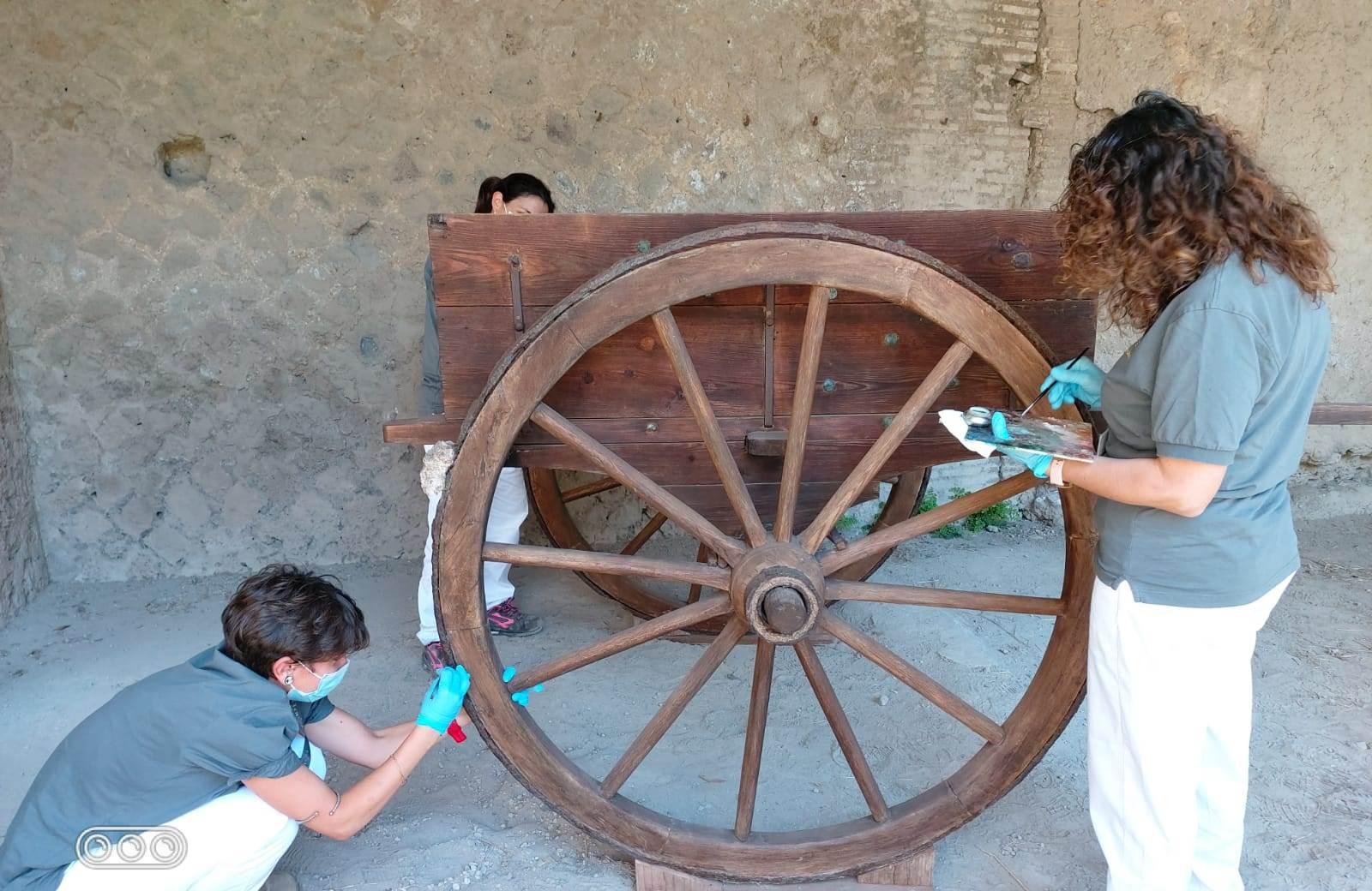 Pompei 'fase 2': riaprono due ingressi e percorsi nell'antica città. Dal 10 giugno riapre villa Regina di Boscoreale
