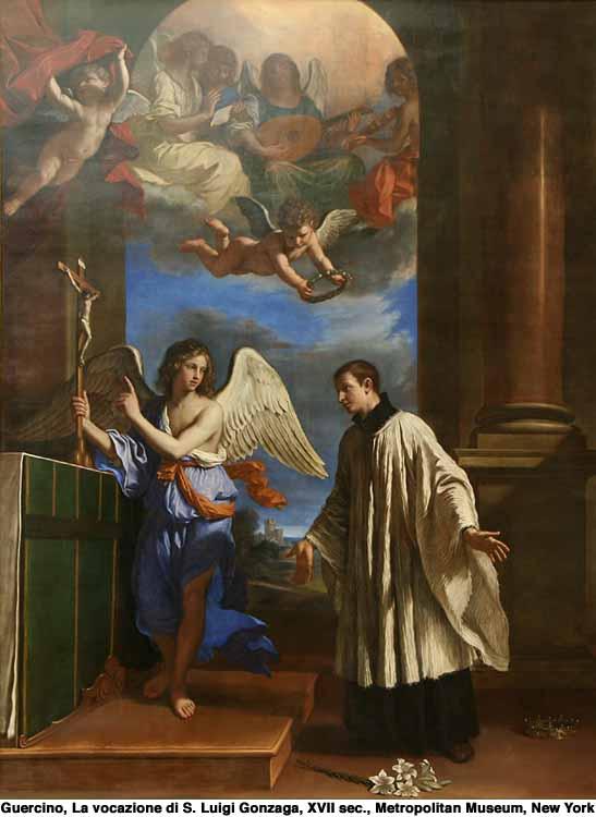 Il Santo del giorno: San Luigi Gonzaga, Patrono della gioventù cattolica