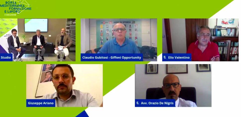 BMFL 2020, il resoconto della II giornata: talk su eventi e spettacoli dopo il COVID con Gubitosi di Giffoni Opportunity e sulle professioni sanitarie