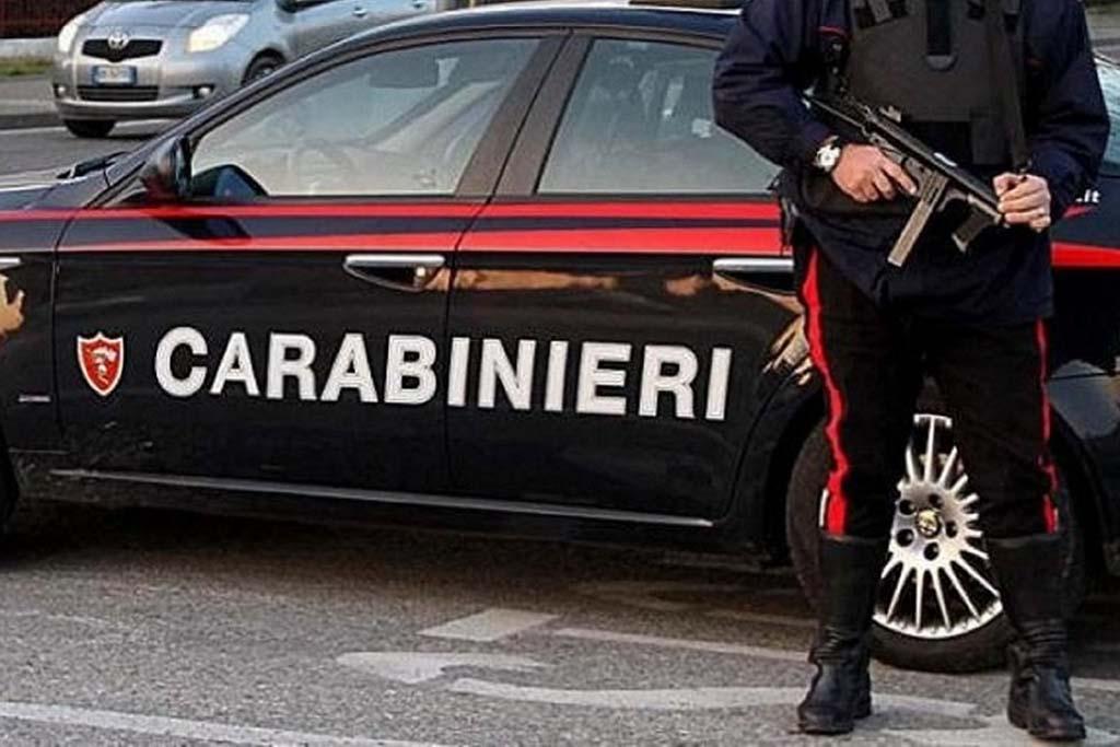 Pagani: tentato suicidio, fondamentale l'arrivo dei carabinieri