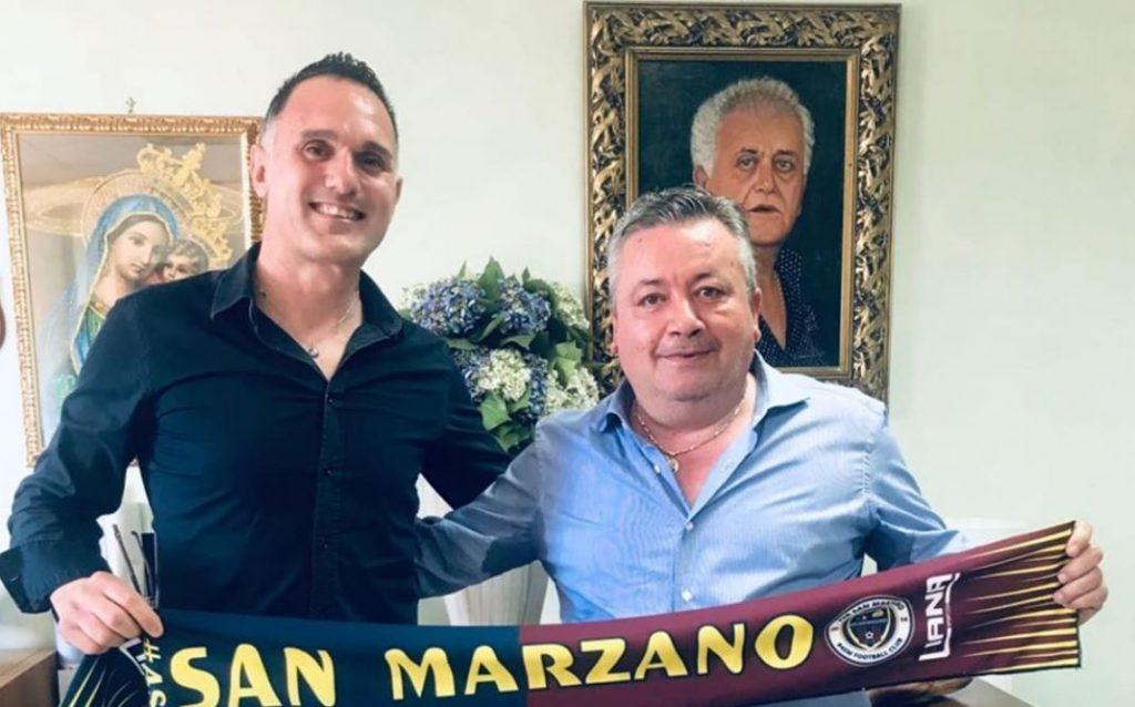 San Marzano: arriva Messina, mister coi fiocchi
