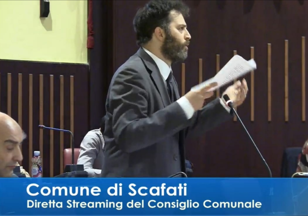 """Scafati, Grimaldi (IpS): """"Parcheggio fantasma, è l'ora di intervenire"""""""