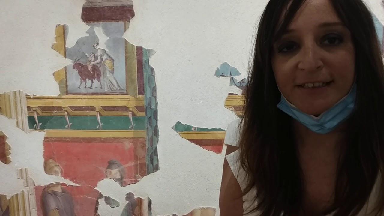 A Terzigno riapre il MATT, tornano a casa gli affreschi della villa 6