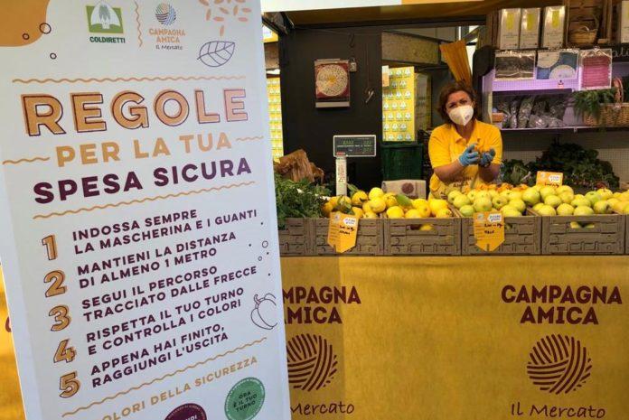 Giovedì 18 giugno apre a Napoli, al Parco San Paolo di Fuorigrotta, il più grande mercato contadino coperto del Sud Italia, promosso da Coldiretti Napoli e Campagna Amica.