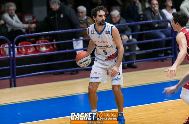 Scafati Basket: messo anche il Musso…