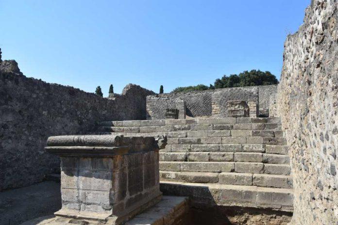 Pompei, 4 milioni per mettere in sicurezza l'Insula Occidentalis