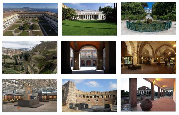2 giugno, la festa dell'Arte. Riaperture in tutta la Campania da Benevento a Pontecagnano, da San Martino a villa Pignatelli