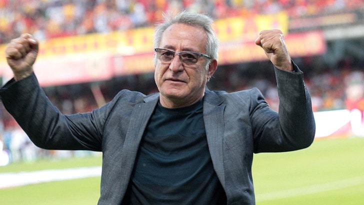 Nazionale di calcio: Benevento, la prima volta