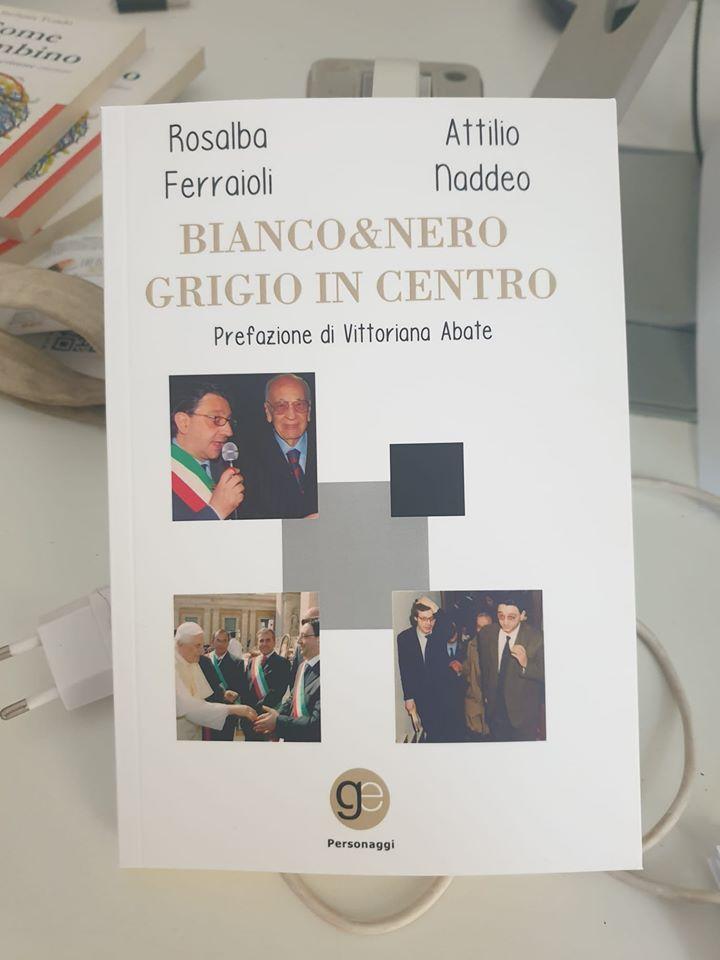 Novità in libreria: Bianco & Nero, Grigio in Centro