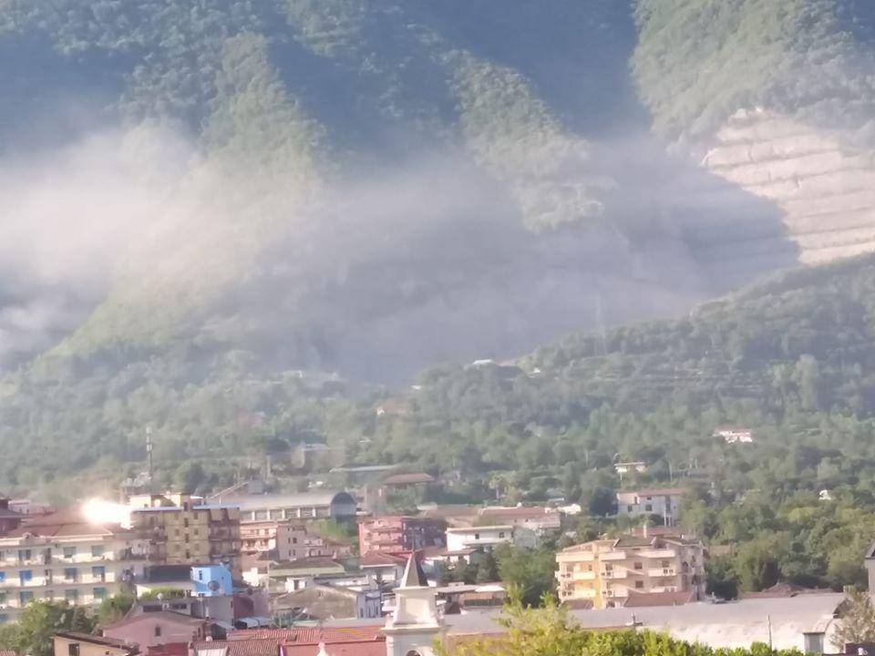 Nocera Inferiore: la montagna della morte fa altri danni
