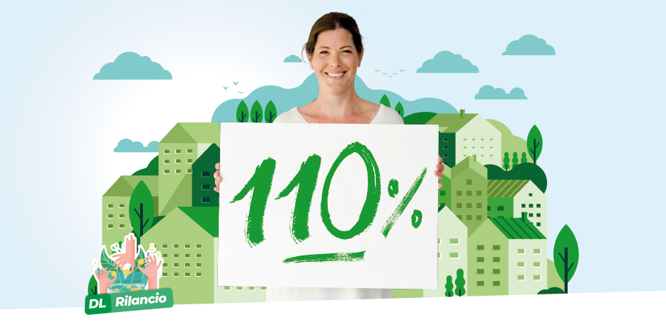 Passa l'emendamento che estende il Superbonus al 110% anche alla seconda casa