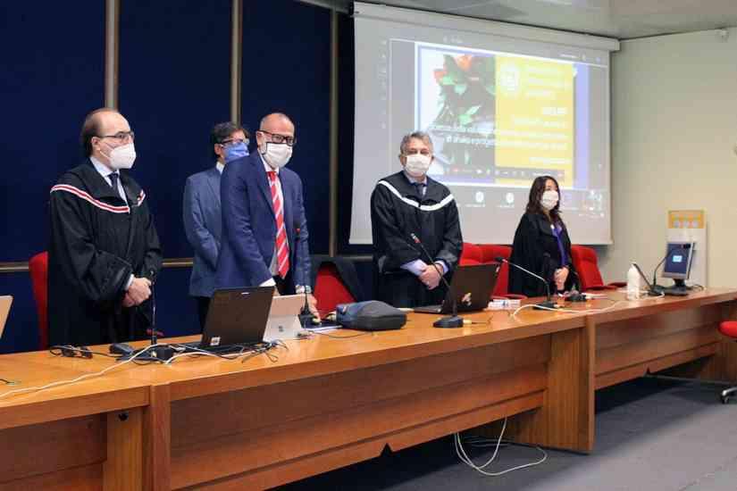 Università Salerno: riecco le sedute di laurea in presenza