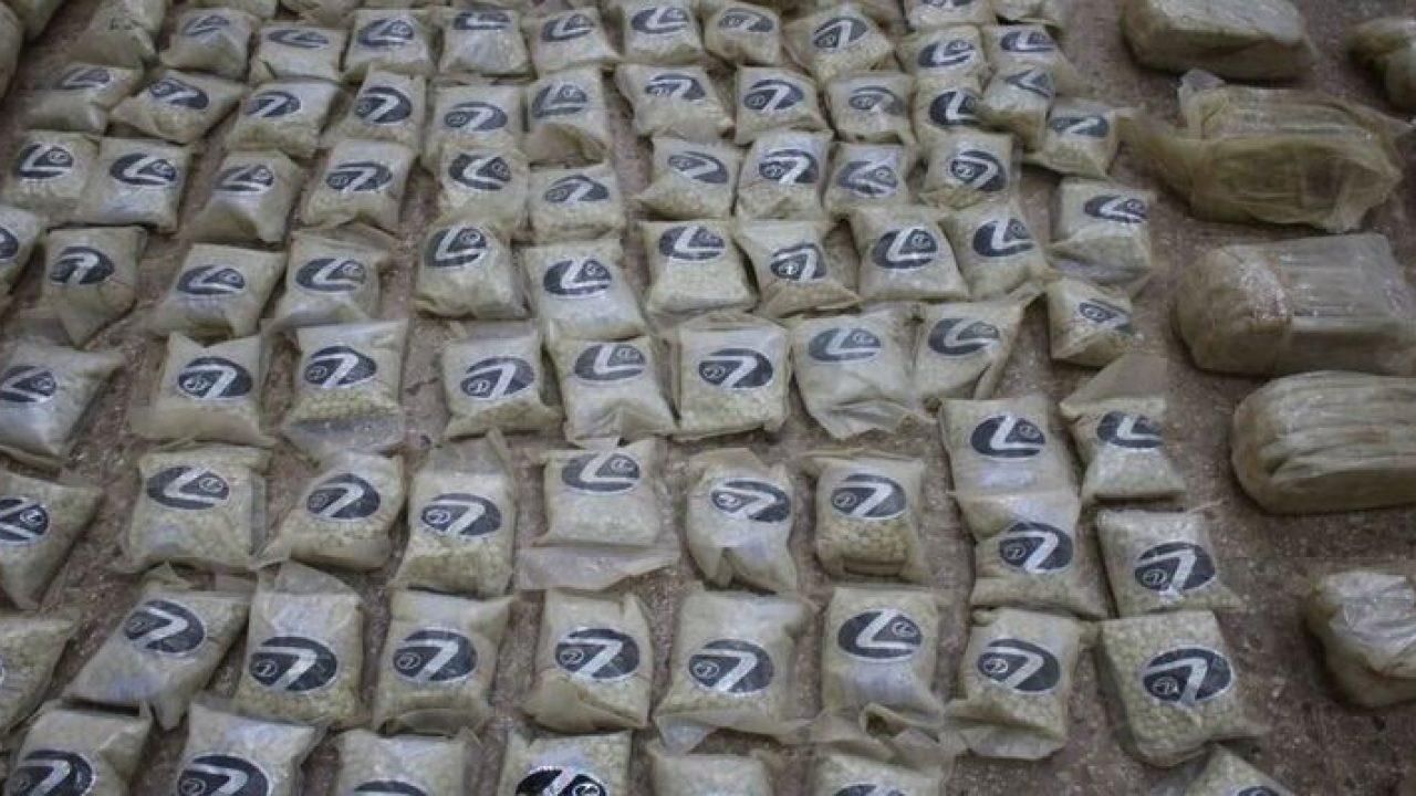 Salerno: oltre un miliardo di droga dell'Isis, sequestro record al Porto