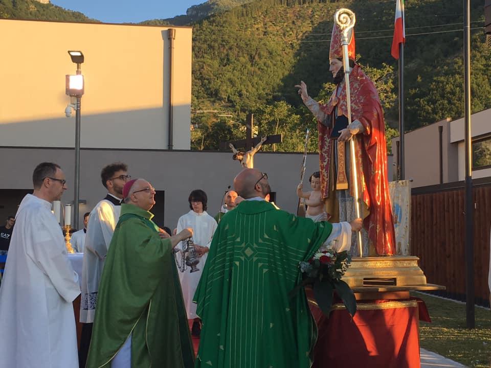 Corbara: Sant'Erasmo, la tradizione con una novità