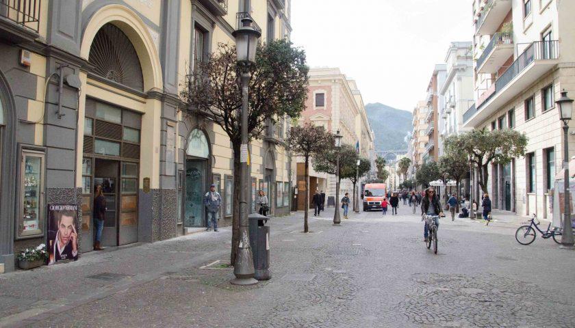 Salerno: pronto il restyling al Corso Vittorio Emanuele con 5 milioni di euro