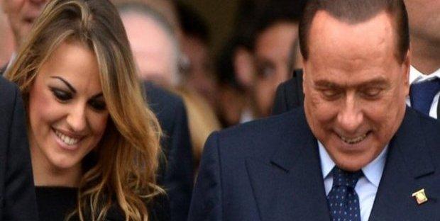 Silvio: la fidanzata ti costa 20 milioni d'euro