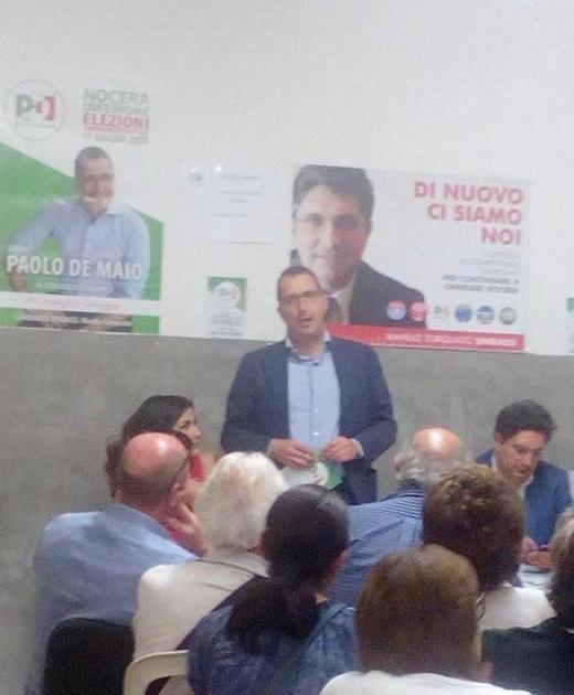 """Nocera Inferiore, De Maio: """"Dopo il PEF, concentriamoci su Multiservizi e regolamento rifiuti"""""""