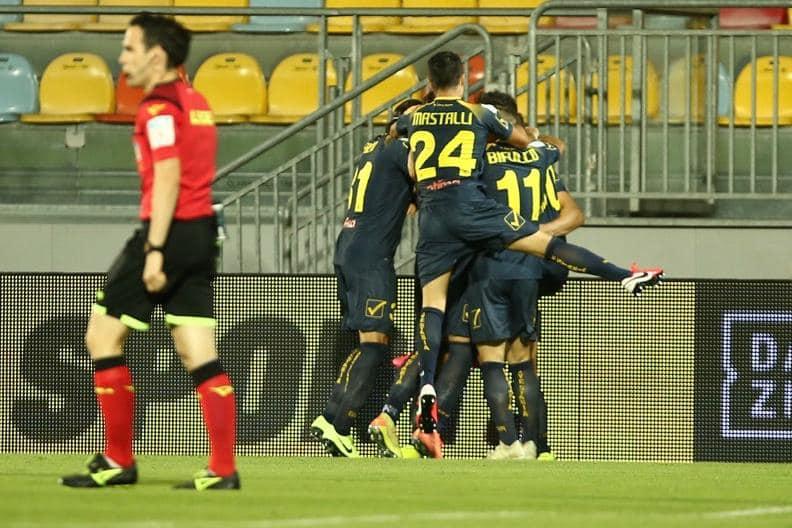 Juve Stabia: tris rifilato al Foggia