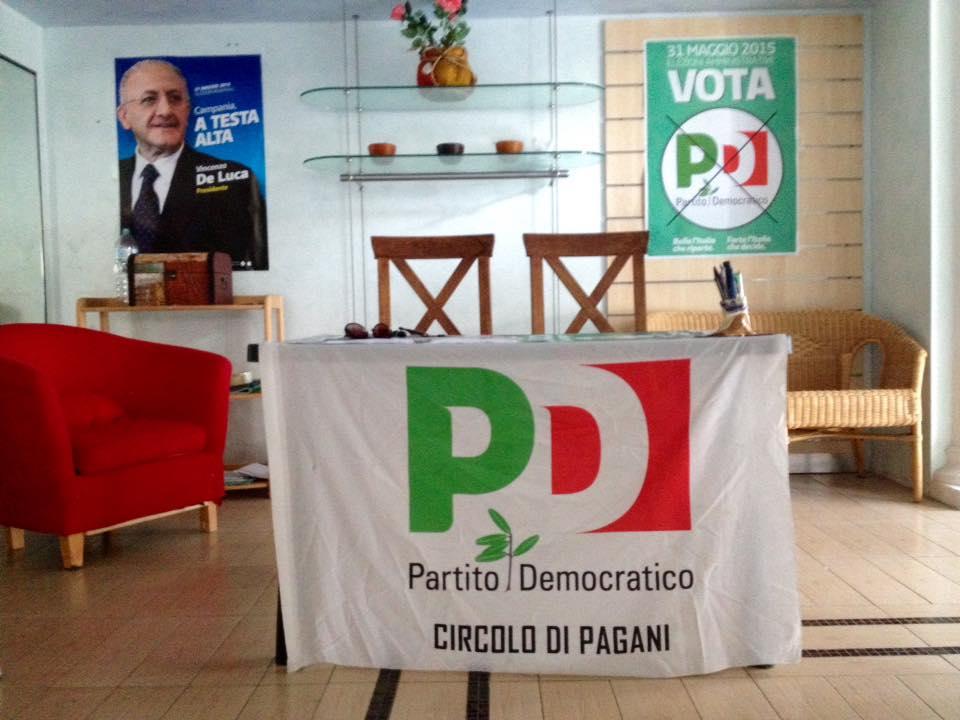 PAGANI, LA VOCE DEL PD: LA POLITICA DIA L'ESEMPIO