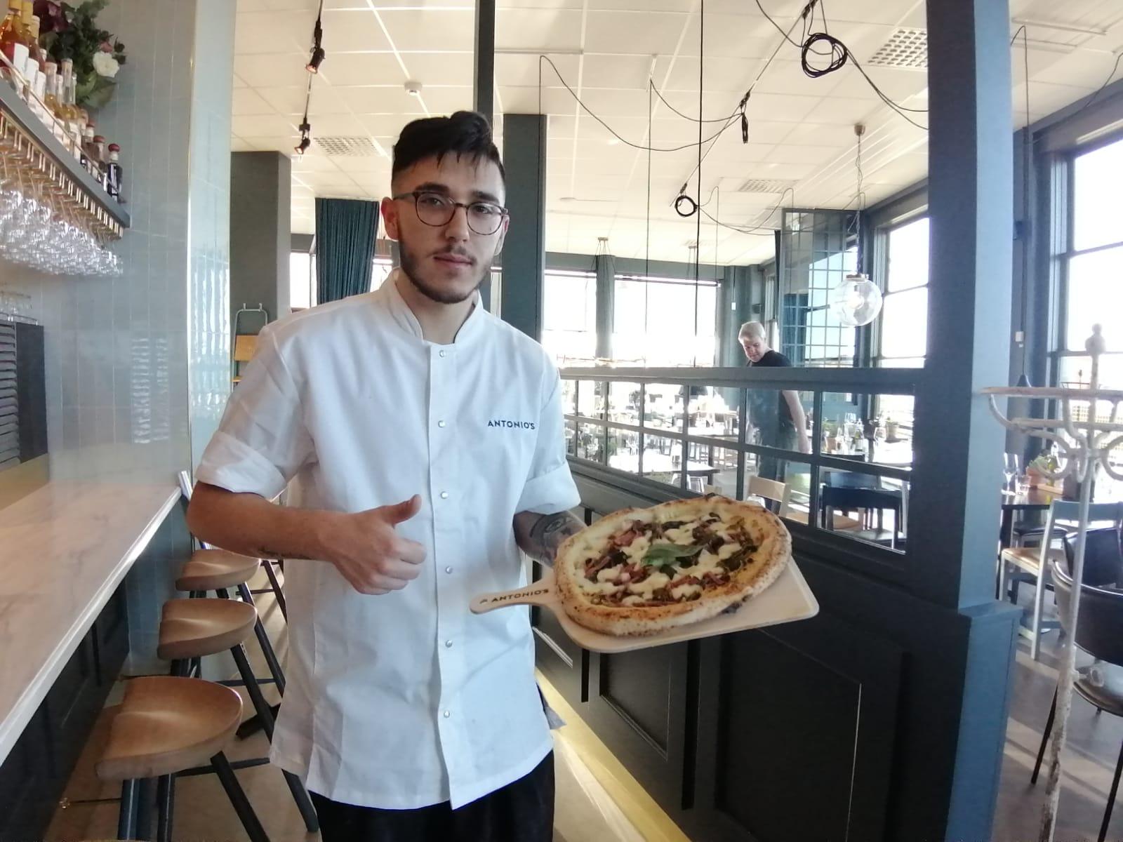 Eccellenze nostrane: Salvatore, il segreto della pizza doc per tutti gli svedesi