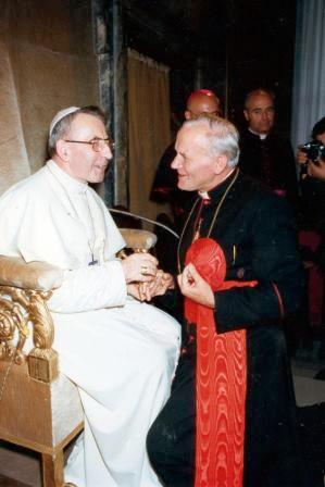 Papa Giovanni Paolo I: la meteora di 42 anni fa