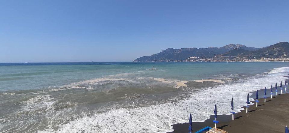 Salerno: il mare d'estate, un film a colori indescrivibili…