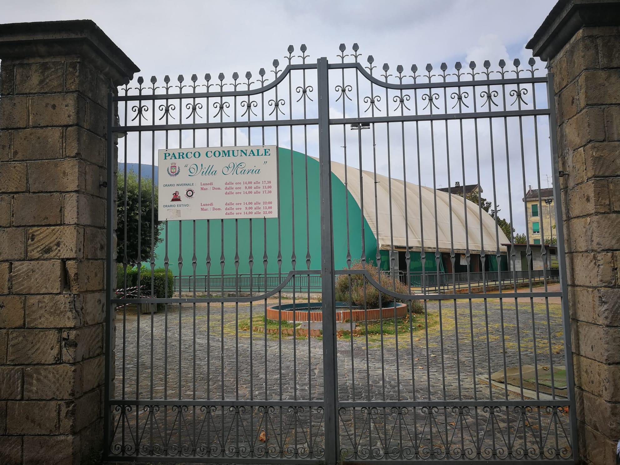 Nocera Inferiore, Villa Maria: cercasi soluzione, il problema resta